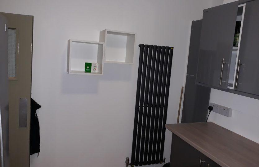 Modern Carbon Kitchen, 2020