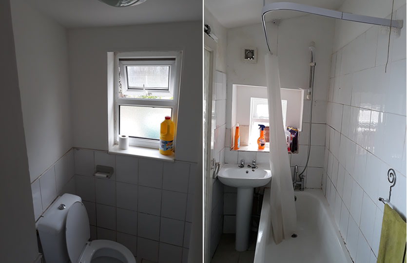 Bathroom & Toilet