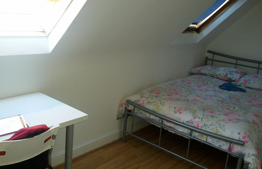 Attic Double Bedrooms