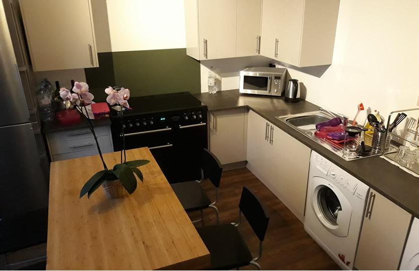 Modern Lounge Kitchen